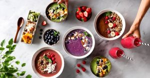5 Wholesome Breakfast Smoothies