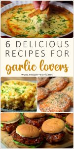 6 Delicious Recipes For Garlic Lovers