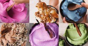 6 Smoothie Bowl Recipes - Healthy Vegan Breakfasts Desserts (Full Recipes)