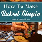 How To Make Baked Tilapia