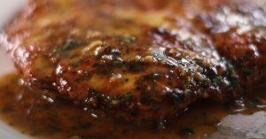 Chicken Française Recipe