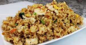 Chicken Fried Rice - Take Out Style Fried Rice Recipe