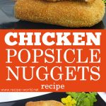 Chicken Popsicle Nuggets Recipe