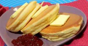 Easy Fluffy Pancakes Recipe