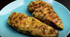 Herb Grilled Chicken Recipe - Healthy Grilled Chicken