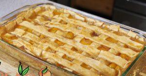 How To Make Peach Cobbler - Peach Cobbler Recipe