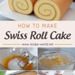 How To Make Swiss Roll Cake | Basic Roll Cake Recipe