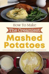 How To Make The Creamiest Mashed Potatoes