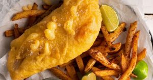 How To Make The Ultimate Crispy Fish & Chips