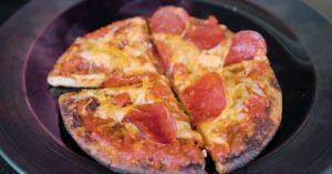 Keto Low-Carb Pizza Recipe - The 200 Calorie Pizza