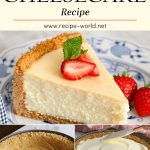 Light And Creamy Cheesecake Recipe