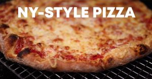 New York-Style Pizza At Home
