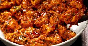 Restaurant Style Chicken Handi