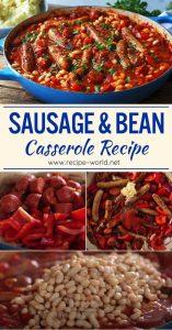 Sausage & Bean Casserole Recipe