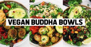 Summer Vegan Buddha Bowls - 7 Easy Vegan Recipes