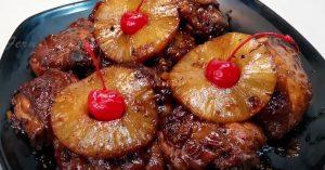 Super Easy And Yummy Chicken Hamonado Recipe
