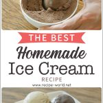 The Best Homemade Ice Cream