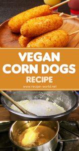 Vegan Corn Dogs Recipe