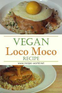 Vegan Loco Moco Recipe